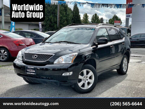 2005 Lexus RX 330 for sale at Worldwide Auto Group in Auburn WA