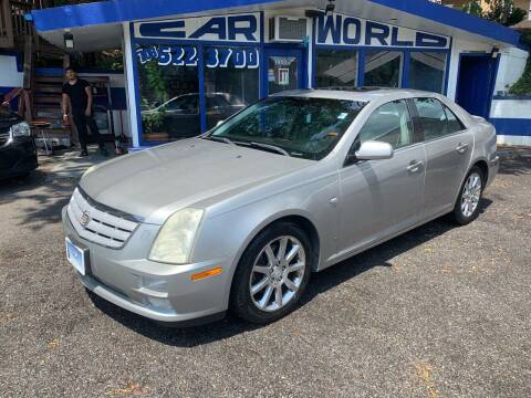 2006 Cadillac STS for sale at Car World Inc in Arlington VA