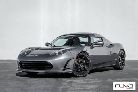 2010 Tesla Roadster for sale at Nuvo Trade in Newport Beach CA