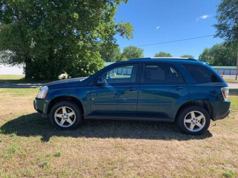 2006 Chevrolet Equinox for sale at Velp Avenue Motors LLC in Green Bay WI