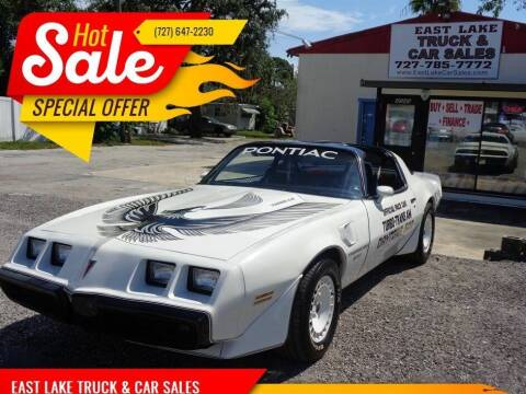 1981 Pontiac Firebird for sale at EAST LAKE TRUCK & CAR SALES in Holiday FL