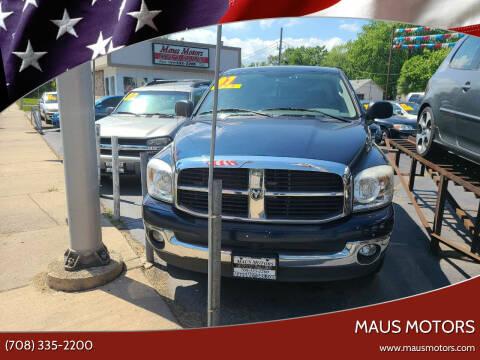 2007 Dodge Ram Pickup 1500 for sale at MAUS MOTORS in Hazel Crest IL