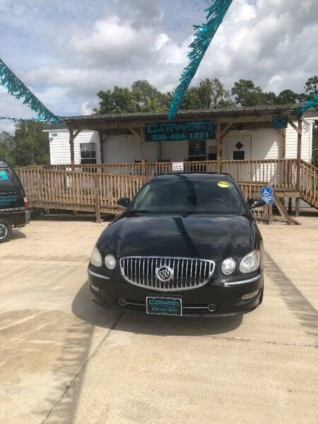 2008 Buick LaCrosse for sale at CarWorks in Orange TX