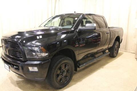 2016 RAM Ram Pickup 2500 for sale at Autoland Outlets Of Byron in Byron IL