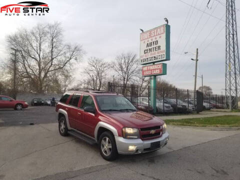 2007 Chevrolet TrailBlazer for sale at Five Star Auto Center in Detroit MI