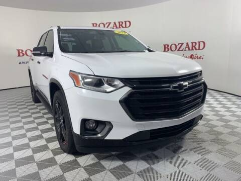 2019 Chevrolet Traverse for sale at BOZARD FORD in Saint Augustine FL