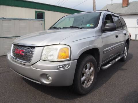 2005 GMC Envoy for sale at 611 CAR CONNECTION in Hatboro PA