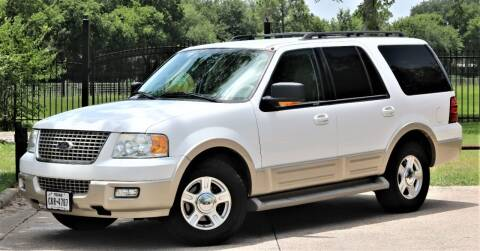 2005 Ford Expedition for sale at Texas Auto Corporation in Houston TX