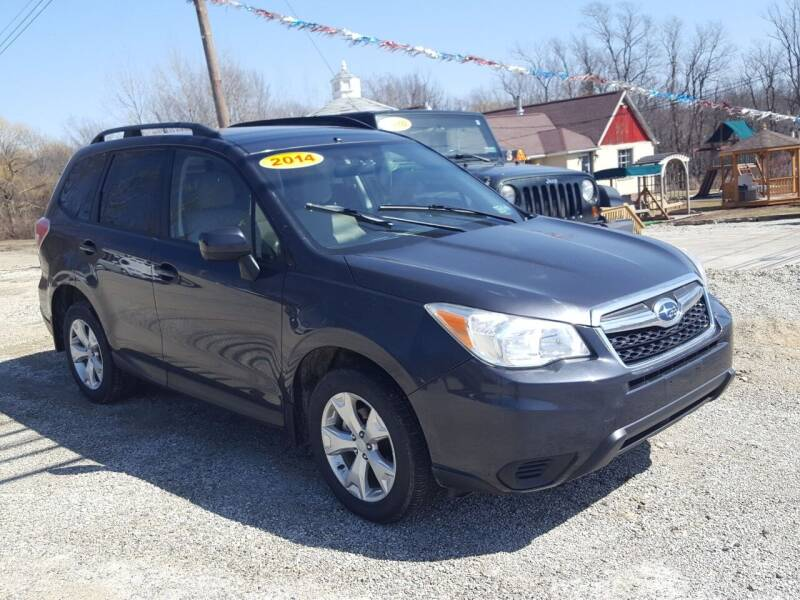 2014 Subaru Forester for sale at Jack Cooney's Auto Sales in Erie PA