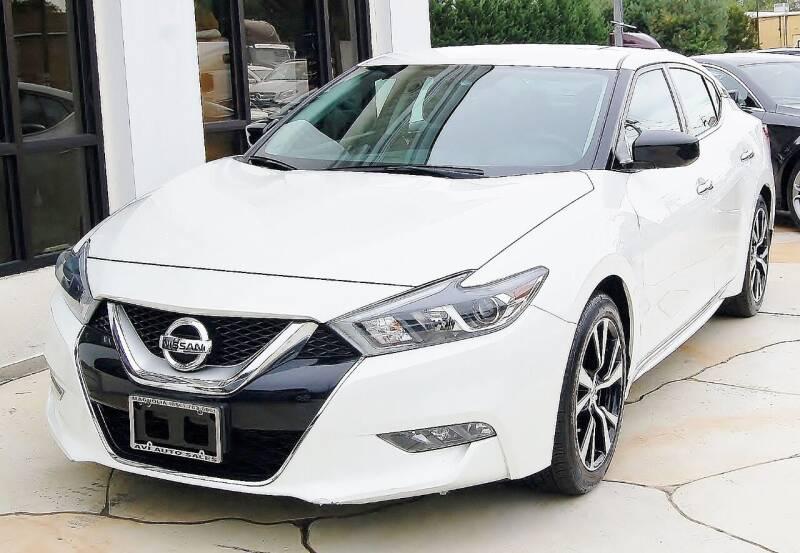 2017 Nissan Maxima for sale at Avi Auto Sales Inc in Magnolia NJ
