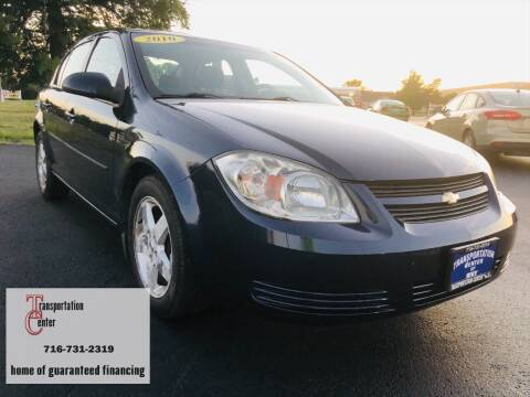 2010 Chevrolet Cobalt for sale at Transportation Center Of Western New York in Niagara Falls NY