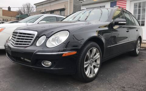 2009 Mercedes-Benz E-Class for sale at Cypress Motors of Ridgewood in Ridgewood NY