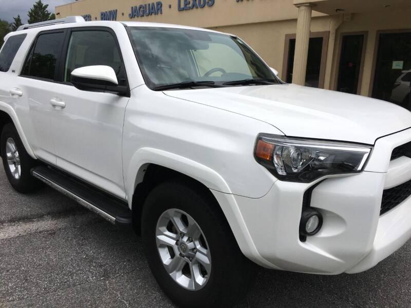 2014 Toyota 4Runner for sale at Highlands Luxury Cars, Inc. in Marietta GA