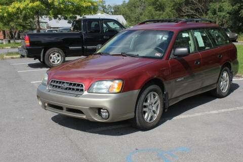 2004 Subaru Outback for sale at Auto Bahn Motors in Winchester VA