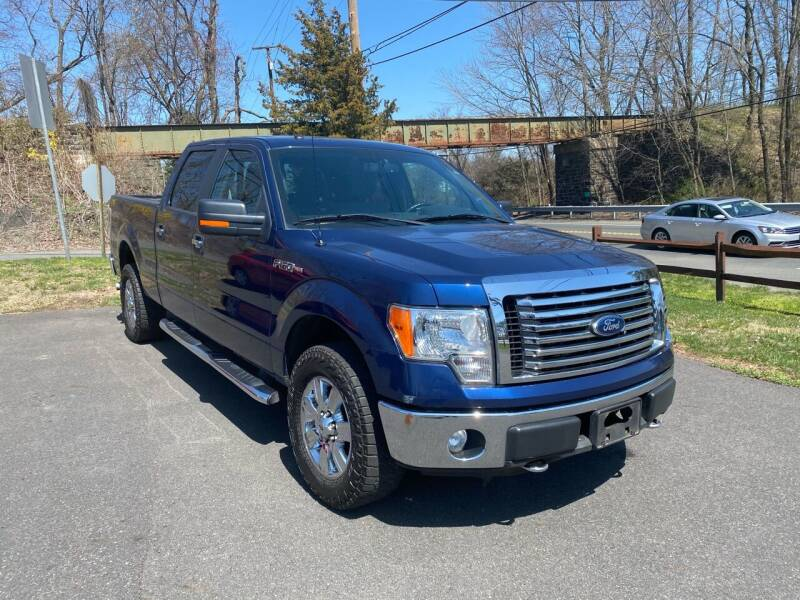 2012 Ford F-150 for sale at Suburban Wrench in Pennington NJ