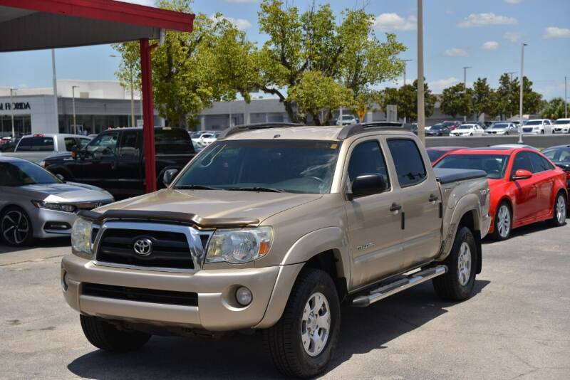 2007 Toyota Tacoma for sale at Motor Car Concepts II - Colonial Location in Orlando FL