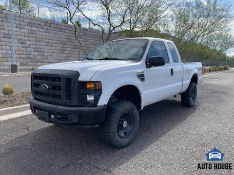 2008 Ford F-250 Super Duty for sale at AUTO HOUSE TEMPE in Tempe AZ