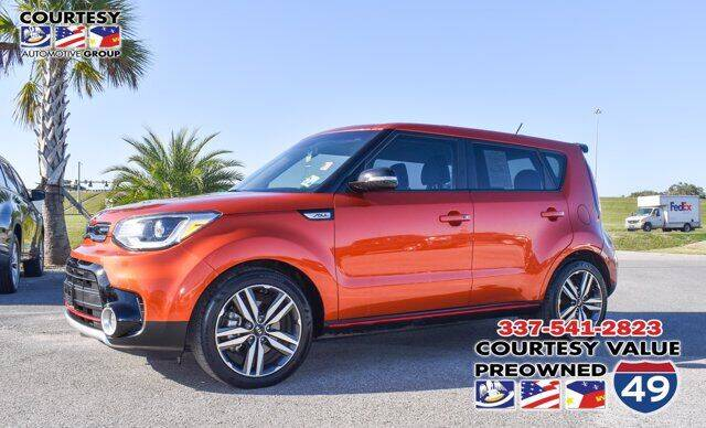 2018 Kia Soul for sale at Courtesy Value Pre-Owned I-49 in Lafayette LA