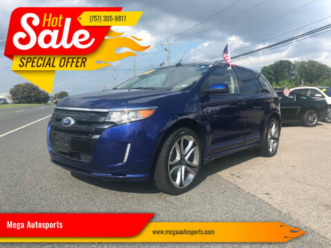 2013 Ford Edge for sale at Mega Autosports in Chesapeake VA