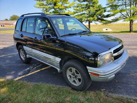 2002 Chevrolet Tracker for sale at Tremont Car Connection in Tremont IL