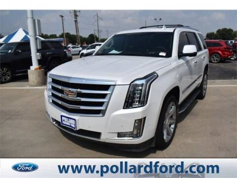 2018 Cadillac Escalade for sale at South Plains Autoplex by RANDY BUCHANAN in Lubbock TX