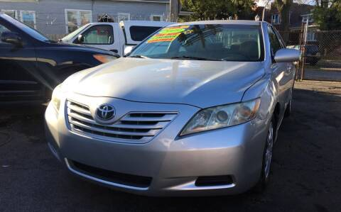 2009 Toyota Camry for sale at Jeff Auto Sales INC in Chicago IL