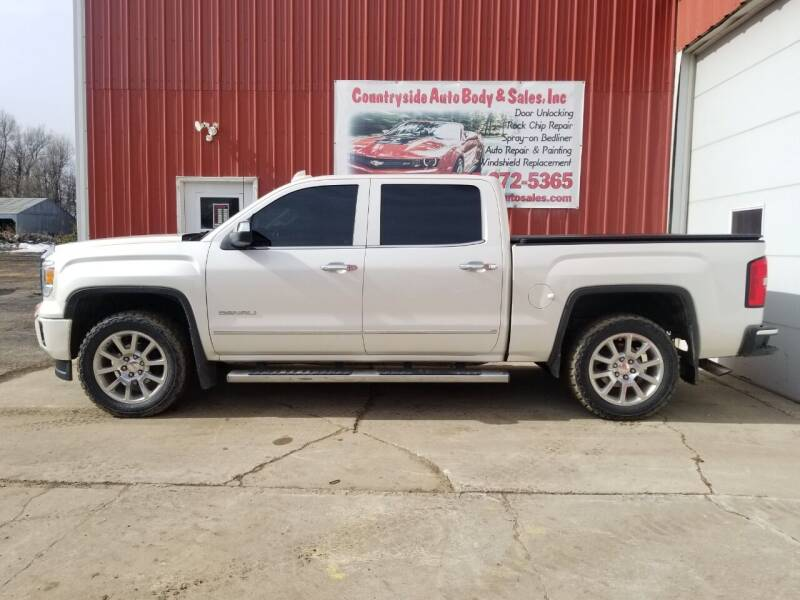 2015 GMC Sierra 1500 for sale at Countryside Auto Body & Sales, Inc in Gary SD