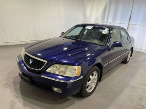 2002 Acura RL for sale at USA Motor Sport inc in Marlborough MA