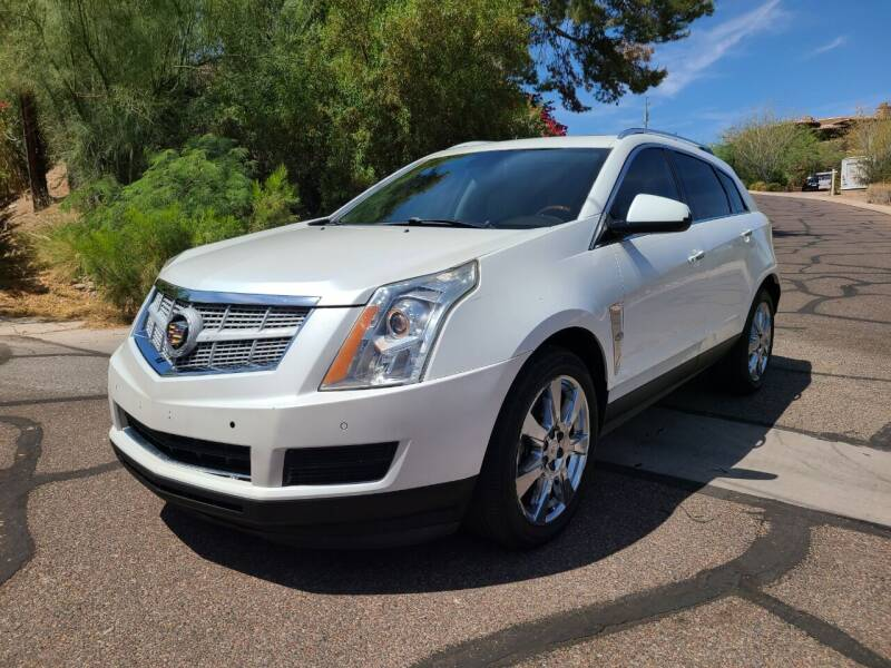 2011 Cadillac SRX for sale at BUY RIGHT AUTO SALES in Phoenix AZ