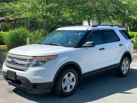 2014 Ford Explorer for sale at Triangle Motors Inc in Raleigh NC