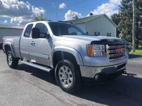 2013 GMC Sierra 2500HD for sale at Tip Top Auto North in Tipp City OH