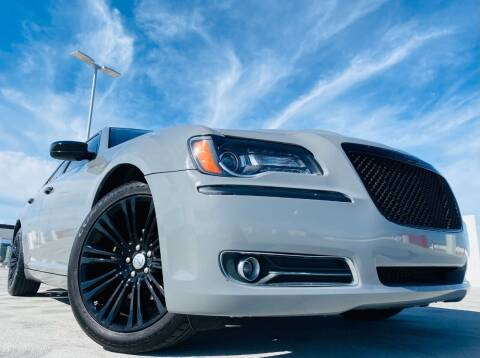 2012 Chrysler 300 for sale at Bay Cars R Us in San Jose CA