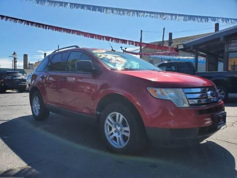 2007 Ford Edge for sale at Michigan city Auto Inc in Michigan City IN