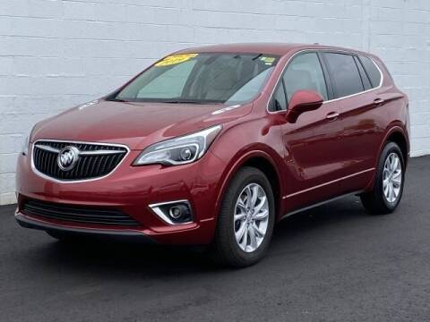 2019 Buick Envision for sale at TEAM ONE CHEVROLET BUICK GMC in Charlotte MI