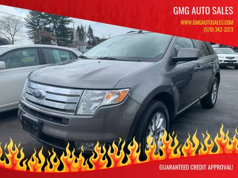 2009 Ford Edge for sale at GMG AUTO SALES in Scranton PA