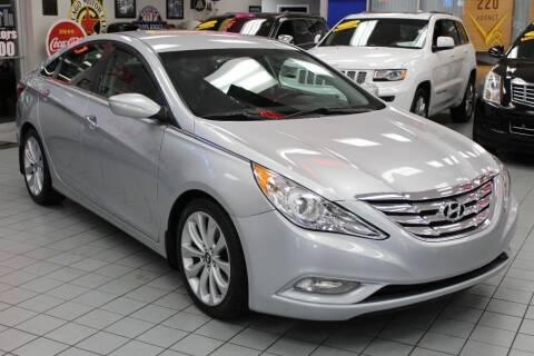 2011 Hyundai Sonata for sale at Windy City Motors in Chicago IL