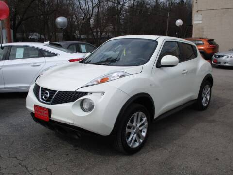 2012 Nissan JUKE for sale at Bill Leggett Automotive, Inc. in Columbus OH
