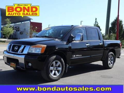 2010 Nissan Titan for sale at Bond Auto Sales in St Petersburg FL