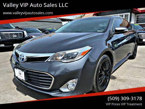 2013 Toyota Avalon Hybrid for sale at Valley VIP Auto Sales LLC in Spokane Valley WA
