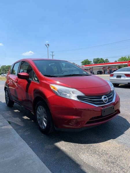2015 Nissan Versa Note for sale at City to City Auto Sales in Richmond VA
