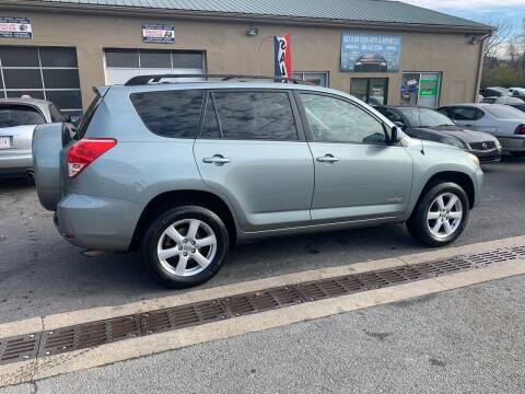 2008 Toyota RAV4 for sale at GET N GO USED AUTO & REPAIR LLC in Martinsburg WV