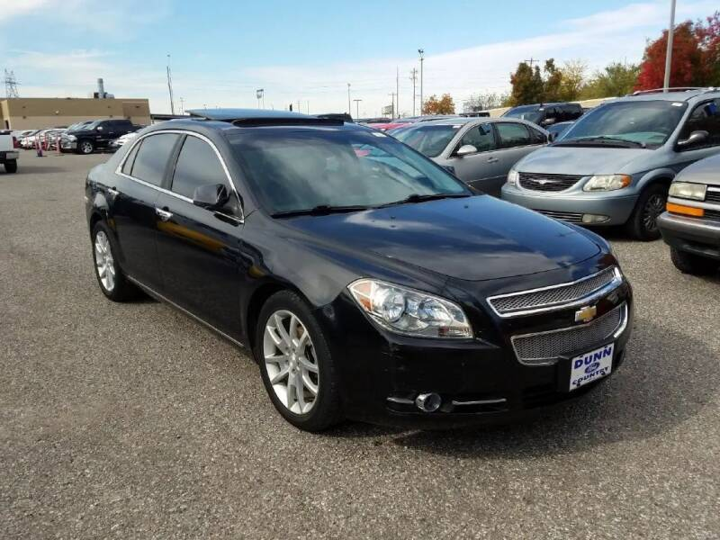 2012 Chevrolet Malibu for sale at Buy Here Pay Here Lawton.com in Lawton OK
