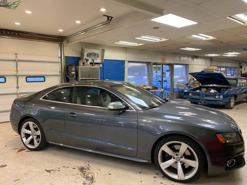 2012 Audi S5 for sale at Ginters Auto Sales in Camp Hill PA