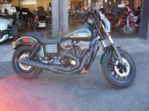 2015 Harley-Davidson FXDL for sale at Goodfella's  Motor Company in Tacoma WA