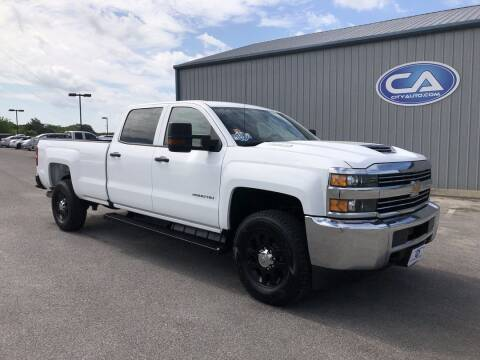 2017 Chevrolet Silverado 2500HD for sale at City Auto in Murfreesboro TN