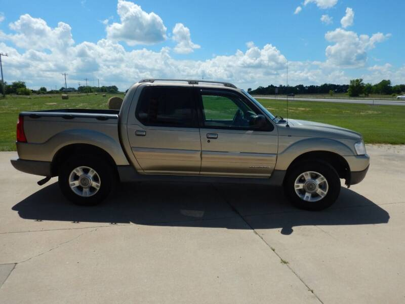 2001 Ford Explorer Sport Trac for sale at All Terrain Sales in Eugene MO