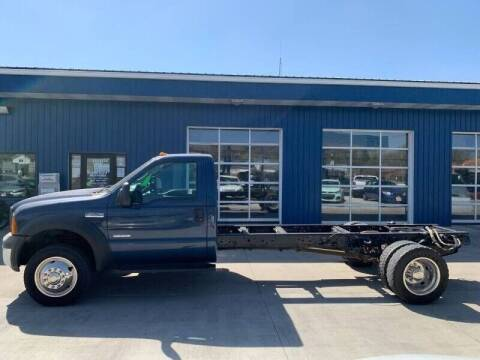 2006 Ford F-450 Super Duty for sale at Twin City Motors in Grand Forks ND