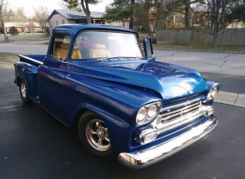 1959 Chevrolet Apache for sale at Haggle Me Classics in Hobart IN