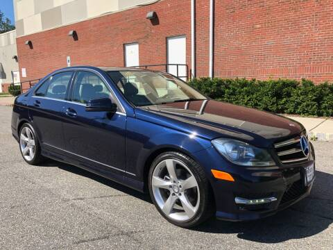 2014 Mercedes-Benz C-Class for sale at Imports Auto Sales Inc. in Paterson NJ