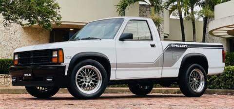 1989 Dodge Shelby Dakota for sale at PennSpeed in New Smyrna Beach FL